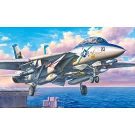 Tamiya 1:48 Grumman F-14D Tomcat repülő makett