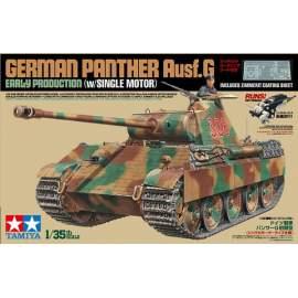 Tamiya 1:35 Panther G Early (1 Motor) harcjármű makett