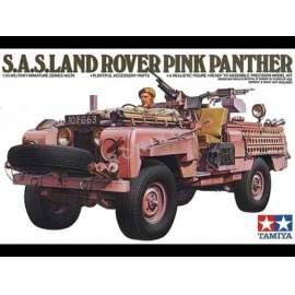 Tamiya 1:35 SAS Land Rover ´Pink Panther´ harcjármű makett