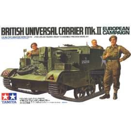 Tamiya 1:35 Universal (Bren) Gun Carrier Mk.II harcjármű makett