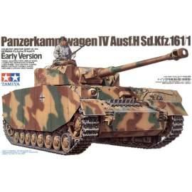 Tamiya 1:35 Pz.Kpfw. IV Ausf. H Early Version harcjármű makett