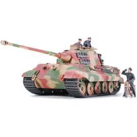 Tamiya 1:35 Pz.Kpfw.VI King Tiger Sd.Kfz.182 (Ardennes Front)