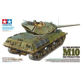 Tamiya 1:35 US M10 Mid Production harcjármű makett