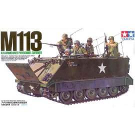 Tamiya 1:35 US M113 harcjármű makett