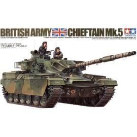 Tamiya 1:35 Chieftain Mk.5 harcjármű makett