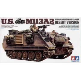Tamiya 1:35 US M113A2 Desert Version harcjármű makett