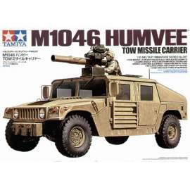 Tamiya 1:35 M1046 HUMVEE TOW Missile harcjármű makett