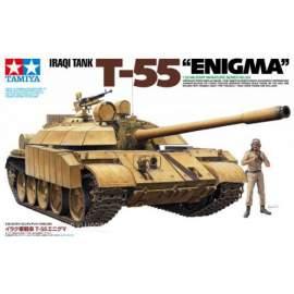 Tamiya 1:35 T-55 Enigma harcjármű makett
