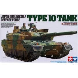 Tamiya 1:35 JGSDF Type 10 Tank harcjármű makett