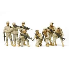 Tamiya 1:35 US Modern Infantry (Iraq) figura makett