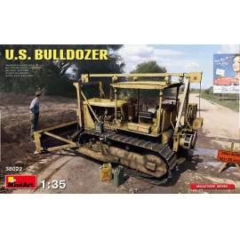 Miniart 1:35  U.S. Bulldozer