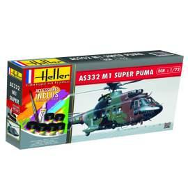 Heller 1:72 SUPER PUMA AS332 M1