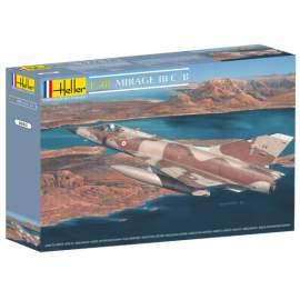 Heller 1:48 Dassault Mirage III C/B