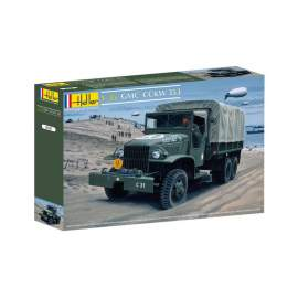 Heller 1:35 GMC US-Truck