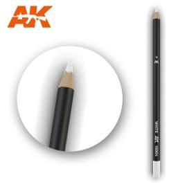 Fehér színű akvarell ceruza - Watercolor Pencil White