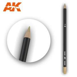 Homok színű akvarell ceruza - Watercolor Pencil Sand
