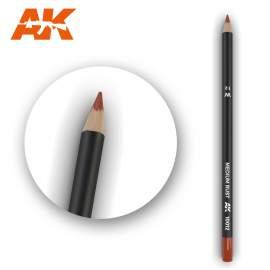 Rozsda színű akvarell ceruza - Watercolor Pencil Medium Rust
