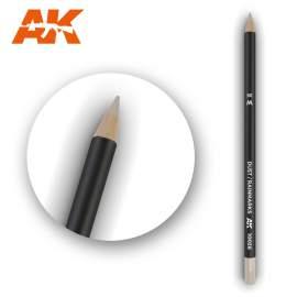 Dust-Rainmarks akvarell ceruza