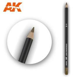 Streaking Dirt akvarell ceruza