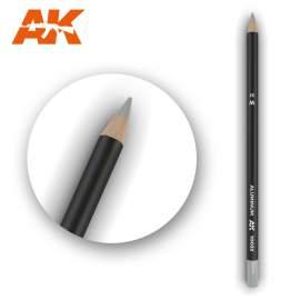 Alumínium színű akvarell ceruza - Watercolor Pencil Aluminum