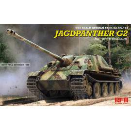 Ryefield model 1:35 Jagdpanther G2 (full interior)