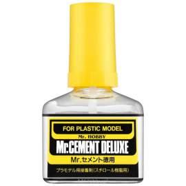 Mr. Hobby Mr. Cement Deluxe (40 ml) ragasztó