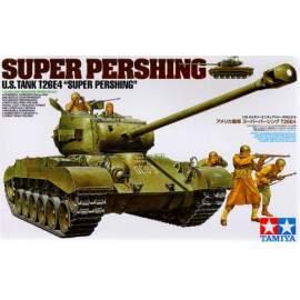 Tamiya 1:35 T26E4 ´Super Pershing´ U.S. Tank harcjármű makett