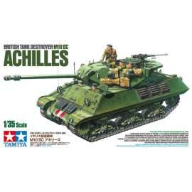 Tamiya 1:35 British Tank Destroyer M10 IIC Achilles harcjármű makett