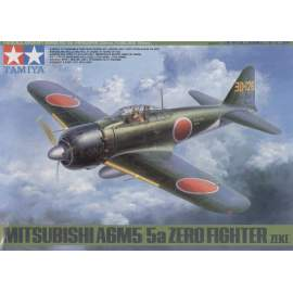 Tamiya 1:48 Mitsubishi A6M5/5a ´Zero´ (Zeke) repülő makett