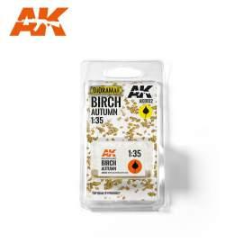 AK Interactive Leaves Birch autumn