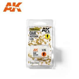 AK Interactive Leaves Oak autumn