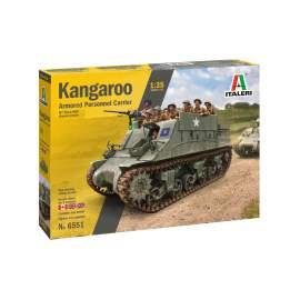Italeri 1:35 Kangaroo harcjármű makett