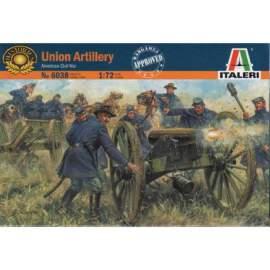 Italeri 1:72 Union Artillery