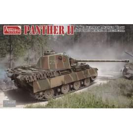 Amusing Hobby 1:35 Panther II Rheinmetall turret