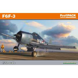 Eduard Profipack 1:72 F6F-3
