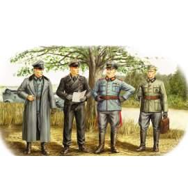 Hobbyboss 1:35 German Officer
