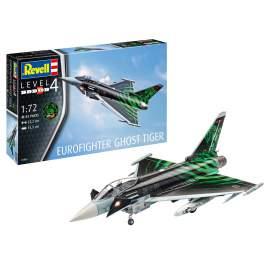 Revell 1:72 Eurofighter Typhoon ´Ghost Tiger´ Model-Set
