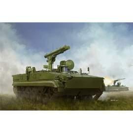 Trumpeter 1:35 Russian 9P157-2 Khrizantema-S Anti-tank system