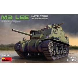 Miniart 1:35 M3 Lee Late Prod.
