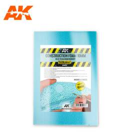 AK Interactive Construction blue foam 10mm in 195X295mm size