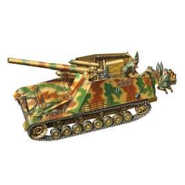 Tamiya 1:35 Hummel (Late Production) German Heavy Self-Propelled Howitzer