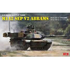 Ryefield model 1:35 M1A2 SEP V2 ABRAMS