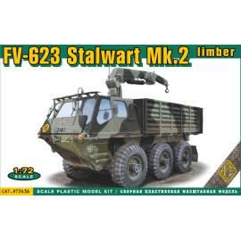 Ace Model 1:72 FV-623 Stalwart Mk.2 limber vehicle