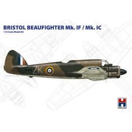 Hobby 2000 1:72 Bristol Beaufighter Mk.IF/Mk.IC (ex Hasegawa)
