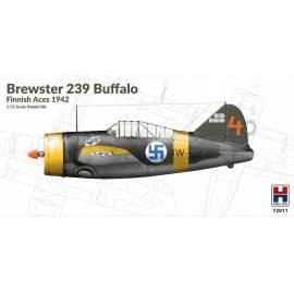Hobby 2000 1:72 Brewster 239 Buffalo Finnish Aces