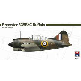 Hobby 2000 1:72 Brewster 239 B/C Buffalo