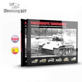 Abteilung502 Panzerwaffe Tarnfarben