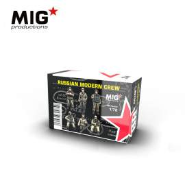 MIG Productions 1:72 Russian Modern Crew