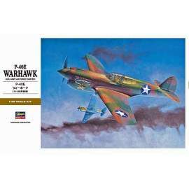 Hasegawa 1:32 P-40E Warhawk