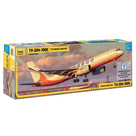 Zvezda 1:144 Tupolev TU 204-100 cargo